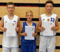 BASKETBALL – Lukas Pryczsz, ein Talent, das Karriere macht